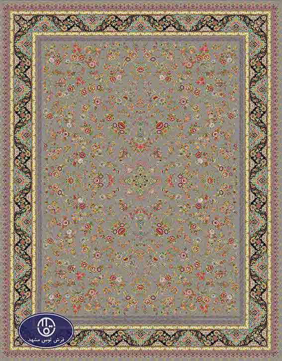 فرش 1200 شانه کد 1248,توس مشهدفیلی