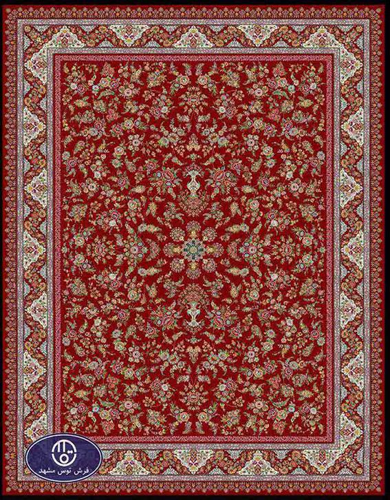 فرش 1200 شانه کد 1250,توس مشهد,لاکی
