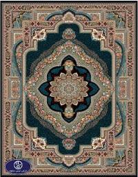 Cheap 700 reeds carpet. code: 6016. navy blue
