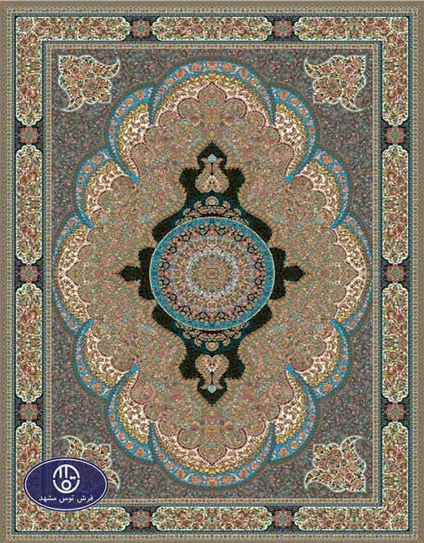 فرش ارزان 700 شانه کد 6024,توس مشهد,موشی