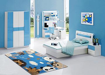 Kid's room carpet