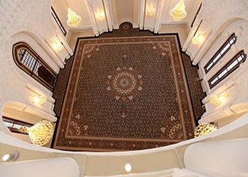 فرش یکپارچه اماکن مذهبی